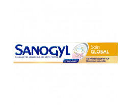 Dentifrice Blancheur Soin Global Sanogyl