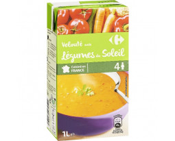 Velouté de Légumes du Soleil Carrefour