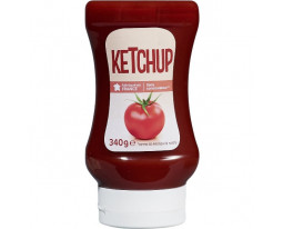 Ketchup Tomate Flacon Souple Grand Jury