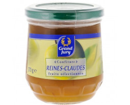 Confiture de Reine-Claudes Grand Jury