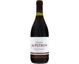 Vin de Table Rouge Cuvée du Patron