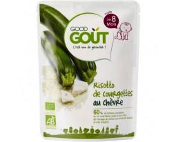 Risotto Courgettes Chèvre Bio Dès 8 Mois Good Gout