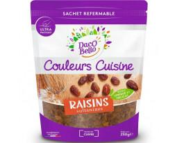 Raisins Sultanines Daco Bello