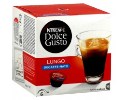 Capsules Lungo Decaffeinated Dolce Gusto
