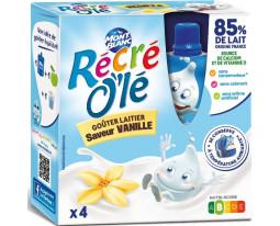 Crème Vanille Récré Olé