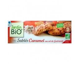 Sablés Caramel au Sel de Guérande Bio Pocket Jardin Bio