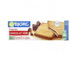 Biscuits Fourrés au Chocolat Noir Bio Pocket Bjorg