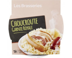 Choucroute Garnie Royale Carrefour