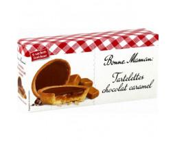 Tartelettes Chocolat Caramel Pocket Bonne Maman