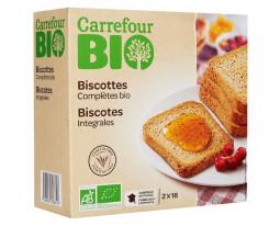 Biscottes Complètes Bio Carrefour