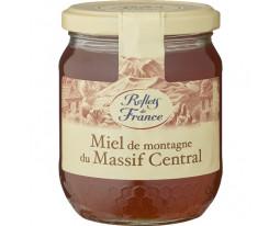 Miel de Montagne du Massif Central Liquide Reflets de France