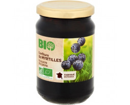 Confiture de Myrtilles Bio Grand Jury