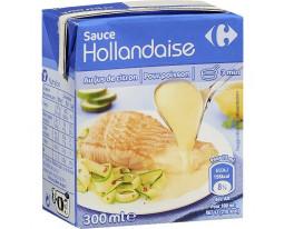 Sauce Hollandaise au Jus de Citron Carrefour