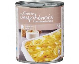 Gratin Dauphinois à la Crème Fraîche Grand Jury