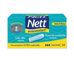 Tampons Procomfort Normal Nett