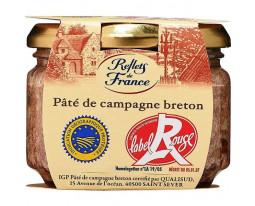 Pâté de Campagne Breton au Porc Fermier Reflets de France