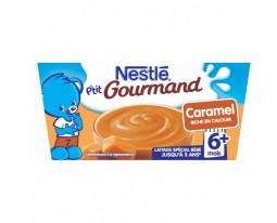 Dessert Caramel Petit Gourmand Dès 6 Mois Nestlé
