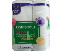 Essuie-Tout Super Absorbant Grand Jury