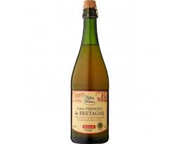 Cidre Bouché Fermier Doux de Bretagne 3% vol. Reflets de France