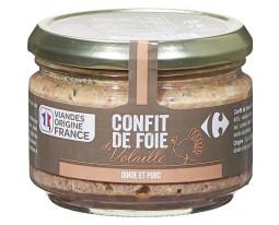 Confit de Foie de Volaille Carrefour