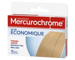 Pansement Bande à Découper Mercurochrome