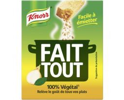 Bouillon Fait-Tout 100% Végétal Knorr