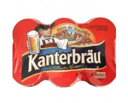 Bière Blonde Tradition 4.2% Vol. Kanterbrau