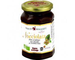 Pâte à Tartiner Chocolat Noisettes Bio Rigoni