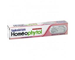 Dentifrice Homéophytol Sans Menthe Vademecum