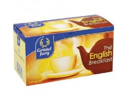 Thé English Breakfast Grand Jury
