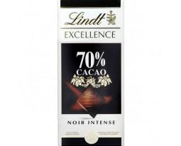 Chocolat Noir Intense 70% Lindt Excellence