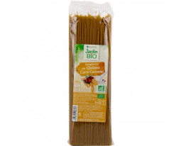 Spaghetti au Quinoa Curry et Curcuma Bio Jardin Bio