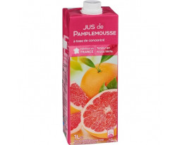 Jus de Pamplemousse Rose Grand Jury