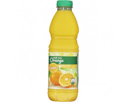 Pur Jus d'Orange avec Pulpe Grand Jury