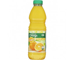 Pur Jus d'Orange avec Pulpe Carrefour