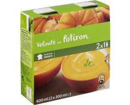 Velouté de Potiron Crème Fraîche Grand Jury