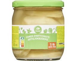 Fonds d'Artichauts Carrefour