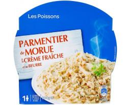 Parmentier de Morue Crème Fraîche et Beurre Carrefour