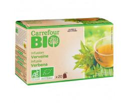Infusion Verveine Bio Carrefour
