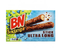 Biscuits Stick Chocolat Riz Soufflé Pocket Sensation BN