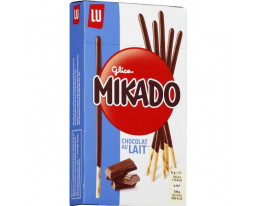 Biscuits Chocolat au Lait Mikado Lu