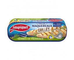 Filets de Maquereaux Grillés aux Herbes Saupiquet