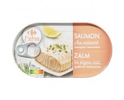 Saumon au Naturel Carrefour
