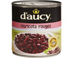 Haricots Rouges D'Aucy