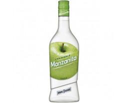 Liqueur de Pomme Verte Manzanita 18% vol. Marie Brizard