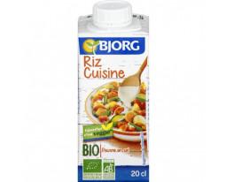 Riz Cuisine Bio Bjorg