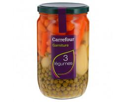 Petits Pois Carottes et Pommes de Terre Carrefour