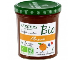 Confiture d'Abricots Bio Vergers des Alpilles