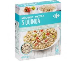 Mélange de 3 Quinoa Carrefour