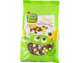 Maïs Soufflé Miel et Chocolat Bio Terres et Céréales